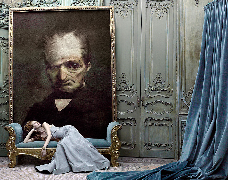 Eugenio Recuenco. Beauty and the Beast. 2005