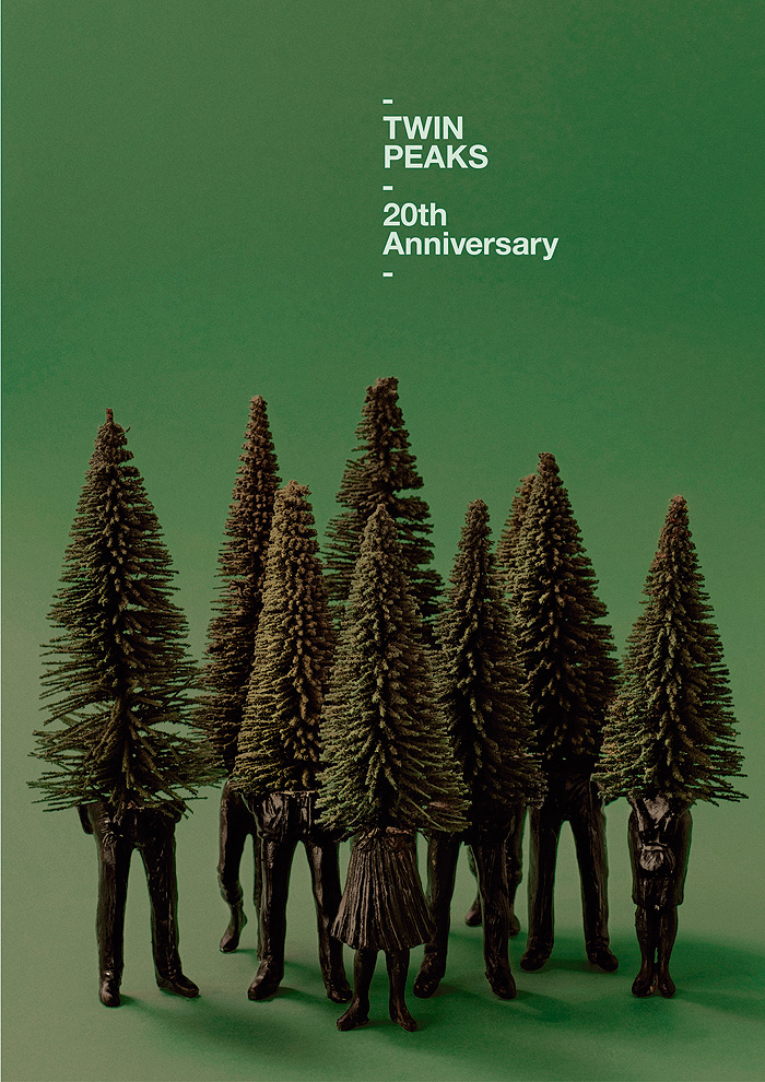 Javier Jaén. Twin Peaks 20th Anniversary